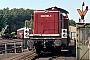 "MaK 1000497 - DB ""290 195-7"" 17.07.1985 - Düren, BahnbetriebswerkAlexander Leroy"