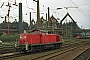 "MaK 1000501 - DB Cargo ""294 957-6"" 14.03.2002 - Völklingen