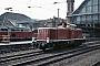 "MaK 1000502 - DB ""290 200-5"" 11.04.1975 - Bremen, HauptbahnhofNorbert Lippek"