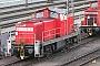 """MaK 1000503 - DB Schenker """"294 701-8"""" 10.01.2014 - Ingolstadt, HauptbahnhofRudolf Schneider"""