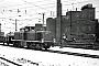 """MaK 1000506 - DB """"290 204-7"""" 06.01.1970 - NeussMartin Welzel"""