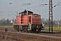 """MaK 1000507 - DB Schenker """"294 705-9"""" 30.01.2014 - Heidelberg-GrenzhofHarald Belz"""