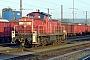 """MaK 1000507 - DB Cargo """"294 705-9"""" 29.03.2017 - Dillingen (Saar)Leon Schrijvers"""