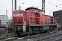 """MaK 1000509 - DB Schenker """"294 707-5"""" 04.03.2012 - Wanne-Eickel HauptbahnhofAlexander Leroy"""
