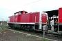 """MaK 1000519 - DB Cargo """"294 211-8"""" 26.04.2003 - Kassel, BahnbetriebswerkRalf Lauer"""