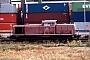 """MaK 1000521 - DB """"290 213-8"""" 16.07.1993 - Mannheim, HafengebietErnst Lauer"""