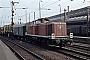 "MaK 1000522 - DB ""290 214-6"" 05.09.1980 - Bremen, HauptbahnhofNorbert Lippek"