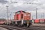 """MaK 1000522 - DB Cargo """"294 714-1"""" 17.02.2021 - Oberhausen, Abzweig MathildeRolf Alberts"""