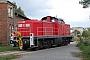 """MaK 1000523 - DB Schenker """"294 715-8"""" 22.09.2011 - CottbusGunnar Hölzig"""