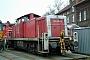 "MaK 1000523 - DB Cargo ""294 215-9"" 26.01.2003 - MindenKlaus Görs"