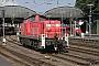"MaK 1000523 - DB Schenker ""294 715-8"" 05.08.2014 - Aachen, HauptbahnhofLutz Goeke"