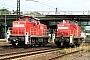 """MaK 1000527 - Railion """"294 719-0"""" 28.06.2006 - Mainz-BischofsheimMarvin Fries"""