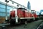 "MaK 1000528 - DB Cargo ""294 220-9"" 16.12.2001 - Frankfurt (Main), Bahnbetriebswerk 2Ralf Lauer"