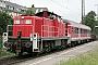 "MaK 1000534 - Railion ""294 726-5"" 17.07.2008 - Köln, Bahnhof WestWolfgang Mauser"