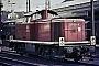 "MaK 1000534 - DB ""290 226-0"" 11.04.1975 - Bremen, HauptbahnhofHinnerk Stradtmann"