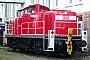 """MaK 1000537 - Railion """"294 729-9"""" 03.10.2003 - Mannheim, Railion BetriebshofErnst Lauer"""