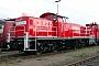 """MaK 1000538 - Railion """"294 730-7"""" 05.12.2004 - Mannheim, Railion BetriebshofErnst Lauer"""
