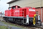 "MaK 1000538 - DB Cargo ""294 730-7"" 02.01.2021 - Mannheim-RheinauHarald Belz"