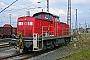 """MaK 1000539 - DB Schenker """"294 731-5"""" 15.04.2012 - Paderborn GbfStefan  Schwiete"""