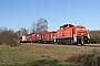 """MaK 1000539 - DB Cargo """"294 731-5"""" 15.02.2019 - Braunschweig-RühmeSteffen Hartwich"""
