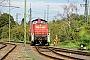 """MaK 1000540 - DB Cargo """"294 732-3"""" 01.09.2019 - Mannheim, RangierbahnhofErnst Lauer"""