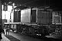 """MaK 1000541 - DB """"290 233-6"""" 15.09.1979 - Gelsenkirchen-Bismarck, BahnbetriebswerkMichael Hafenrichter"""