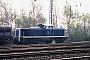 """MaK 1000541 - DB Schenker """"294 733-1"""" 10.04.1990 - Bochum-RiemkeIngmar Weidig"""