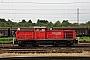 "MaK 1000541 - DB Cargo ""294 733-1"" 21.07.2016 - Kassel, RangierbahnhofChristian Klotz"