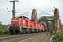"""MaK 1000542 - DB Schenker """"294 734-9"""" 05.05.2007 - Mainz-GustavsburgRobert Steckenreiter"""