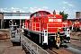 """MaK 1000544 - Railion """"294 736-4"""" 09.08.2004 - Cottbus, AusbesserungswerkOliver Wadewitz"""