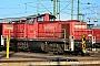 """MaK 1000544 - DB Cargo """"294 736-4"""" 18.01.2020 - Mannheim, BetriebshofHarald Belz"""