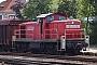 "MaK 1000545 - DB Cargo ""294 737-2"" 12.07.2011 - BebraBurkhard Sanner"