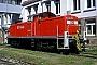 """MaK 1000546 - DB Cargo """"294 238-1"""" 25.08.2000 - Mannheim, RangierbahnhofWerner Brutzer"""