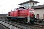 """MaK 1000547 - Railion """"294 739-8"""" 02.01.2007 - Hanau, HauptbahnhofRalf Lauer"""