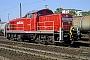 "MaK 1000547 - Railion ""294 739-8"" 19.08.2005 - Bad HersfeldWerner Brutzer"