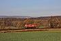 """MaK 1000547 - DB Cargo """"294 739-8"""" 25.11.2016 - GuntershausenChristian Klotz"""