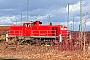 """MaK 1000548 - DB Cargo """"294 740-6"""" 01.03.2020 - Mannheim, RanigerbahnhofErnst Lauer"""
