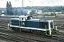 """MaK 1000549 - DB """"290 241-9"""" 08.08.1986 - Seelze, RangierbahnhofStefan Motz"""