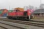 """MaK 1000549 - DB Cargo """"294 741-4"""" 25.01.2019 - Mannheim, HafengebietErnst Lauer"""