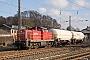 """MaK 1000551 - DB Schenker """"294 743-0"""" 20.01.2010 - Schwerte (Ruhr)-WesthofenIngmar Weidig"""