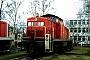 """MaK 1000551 - DB Cargo """"294 243-1"""" 16.03.2002 - Braunschweig, BahnbetriebswerkRalf Lauer"""