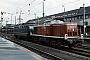 "MaK 1000551 - DB ""290 243-5"" 21.09.1973 - Bremen HbfNorbert Lippek"