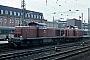 "MaK 1000551 - DB ""290 243-5"" 20.03.1981 - Bremen, HauptbahnhofNorbert Lippek"