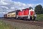 "MaK 1000552 - DB AG ""294 244-9"" 08.07.1997 - bei BraunschweigWerner Brutzer"