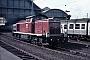 "MaK 1000553 - DB ""290 245-0"" 15.04.1976 - Bremen, HauptbahnhofNorbert Lippek"