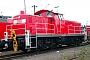 """MaK 1000554 - Railion """"294 746-3"""" 30.11.2003 - Mannheim, BetriebshofErnst Lauer"""