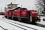 """MaK 1000554 - DB Schenker """"294 746-3"""" 16.01.2010 - Hanau, HauptbahnhofRalf Lauer"""