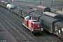 "MaK 1000554 - DB ""290 246-8"" 07.08.1989 - Neuss, RangierbahnhofIngmar Weidig"