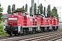 "MaK 1000554 - Railion ""294 746-3"" 09.08.2008 - Mainz-MombachWolfgang Mauser"
