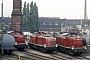 "MaK 1000555 - DB ""290 247-6"" 07.10.1979 - Krefeld, BahnbetriebswerkMartin Welzel"